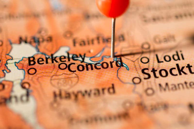Concord california blog header image